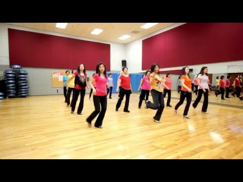 Digital Age - Line Dance (Dance & Teach in English & 中文)