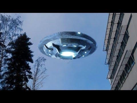 Impresionante OVNI Captado en Medio de la Calle 28/1/2018 UFO/OVNIS 2018 / Universo Paranormal