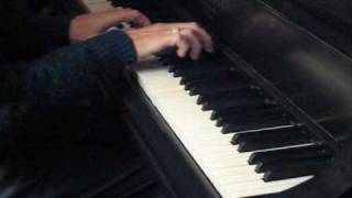 Ryan Layne Whitney:  Bach English Suite No. 5, 5. Passepied