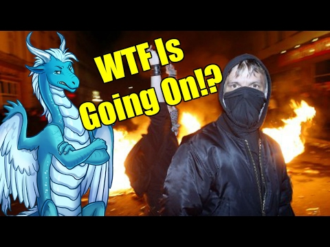 WTF Is Going On!? - Political Violence