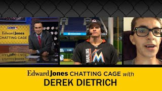 Chatting Cage: Dietrich answers questions from fans