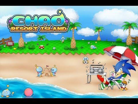 Chao Resort Island [Fan Game] - Gameplay Showcase