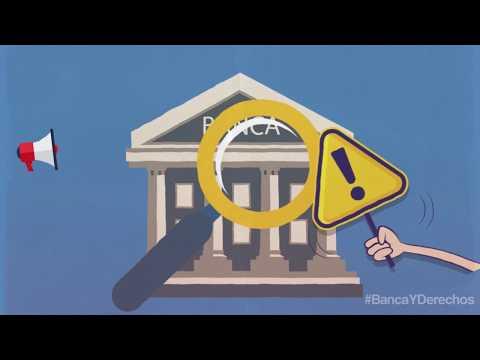 Bancos, megaproyectos y conflictos #BancaYDerechos