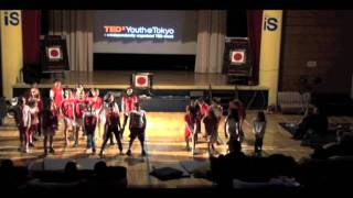 TEDxYouth@Tokyo - Tokyo International School - Rock Challenge