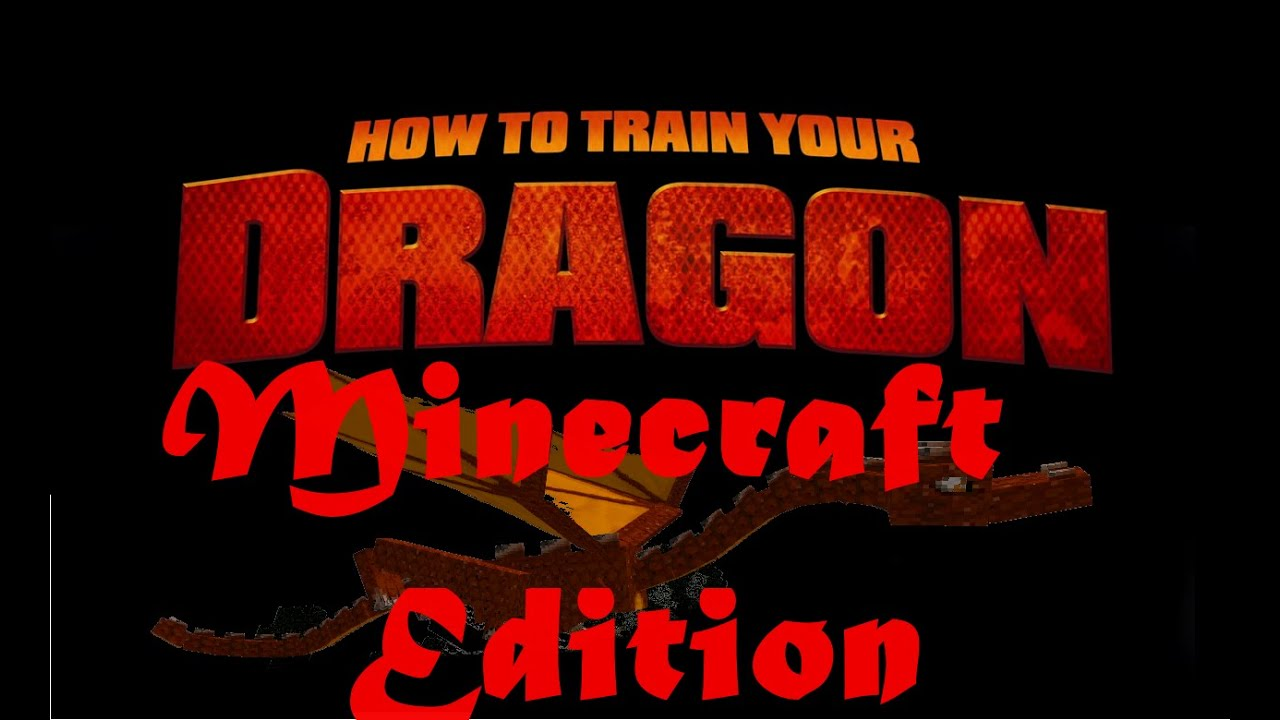 How To Train Your Dragon Minecraft Animation Episode 1