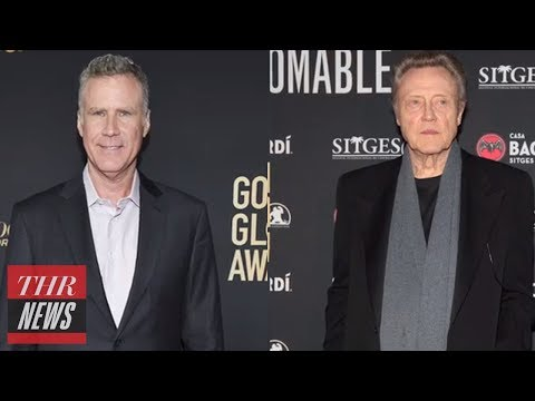 Christopher Walken Reveals Will Ferrell's 'SNL' Cowbell Sketch Ruined His Life | THR News