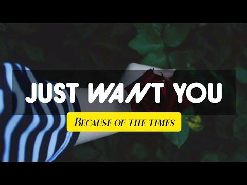Just want you – BOTT 2020 [Lyrics]