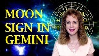MOON IN GEMINI Horoscope Zodiac Sign & Astrology Angel (gemini moon sign)