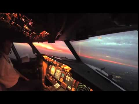 Aerotranz, Smart Flying For Everyone, Boeing 737 800 Amazing Take Off HD Cockpit View