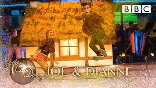 Joe Sugg & Dianne Buswell Charleston to 'Cotton Eye Joe' - BBC Strictly 2018