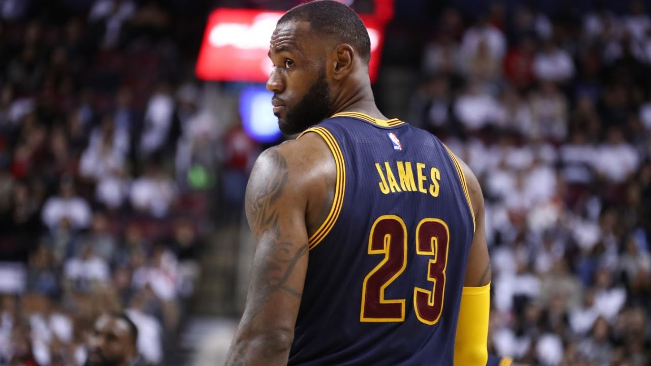 61ae3a8519da LeBron James (35 8 7) Leads Cavs to Game 3 Win in Toronto