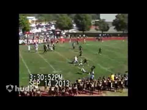 Reginald V Paige II McCluer North High School Class of 2014 Football Highlights