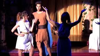 Hercules dance choreography NG
