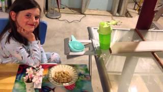 Anna's Rube Goldberg Project - Gimme my milk!