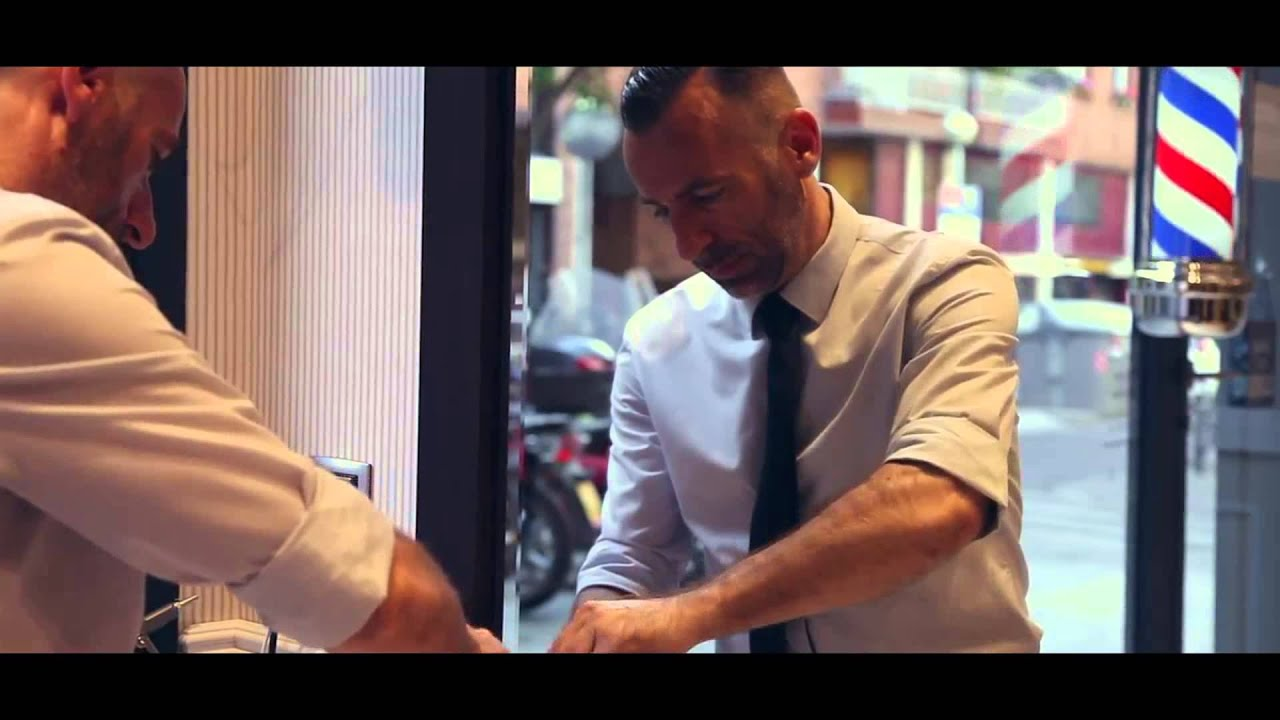 Barber Youtube : V?deo promocional Barcelona Barber Shop - YouTube