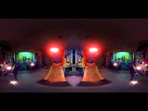 El Freaky ft. Mr Lexx & Cybertronics - Bad Boys [ video 360º ]