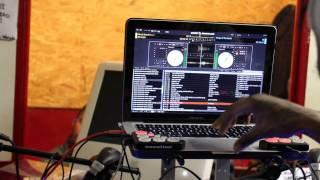 JINGLE VIDEO MIX INNA DI DANCEHALL - BLB RADIO DJ LAWON