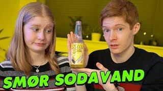 Smager På Mystiske Sodavand - med min søster