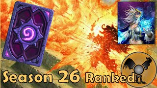 Hearthstone (Old Gods): Freeze Mage - Rooster Plays... [Standard Season 26]
