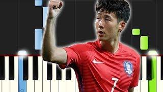Cielito Lindo / Piano Tutorial (gracias corea del sur)