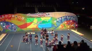 The 7th Hong Kong Games 18th Districts Pledging cum Cheering Team Competition (Yau Tsim Mong)
