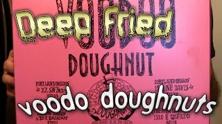 Deep Fried Voodoo Doughnuts