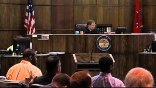 Courtroom Chaos After Guilty Verdict in Murder Trial