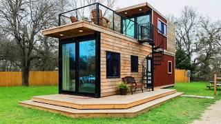 The Helm 2-story Container Home By Cargohome | Stunning Shipping Containers
