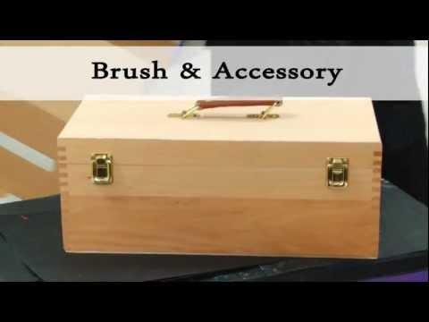 Demo - Artists Storage Box Beech - MEA0016