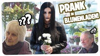 PRANK | Kassandra als Floristin