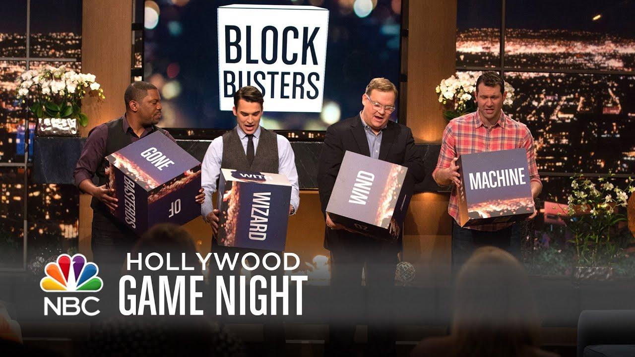 Hollywood Games