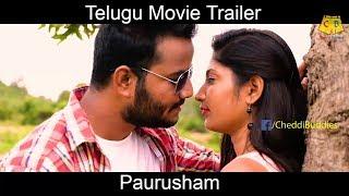 Paurusham - Telugu Movie Trailer - Action Movie