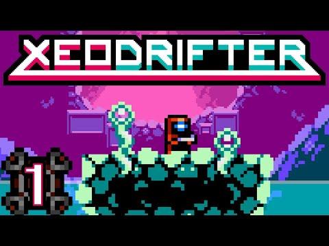 Xeodrifter Gameplay  
