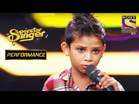Shoaib Ali's Pitch Leaves The Judges Amazed | Superstar Singer