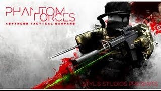 Roblox Phantom Forces | MLG Quad and Sick Burn?!?!