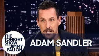 Adam Sandler Gets Choked Up and Really Choked Out in Uncut Gems