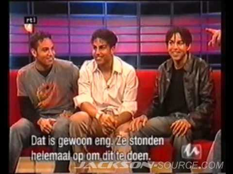 3T interview & Stuck On You