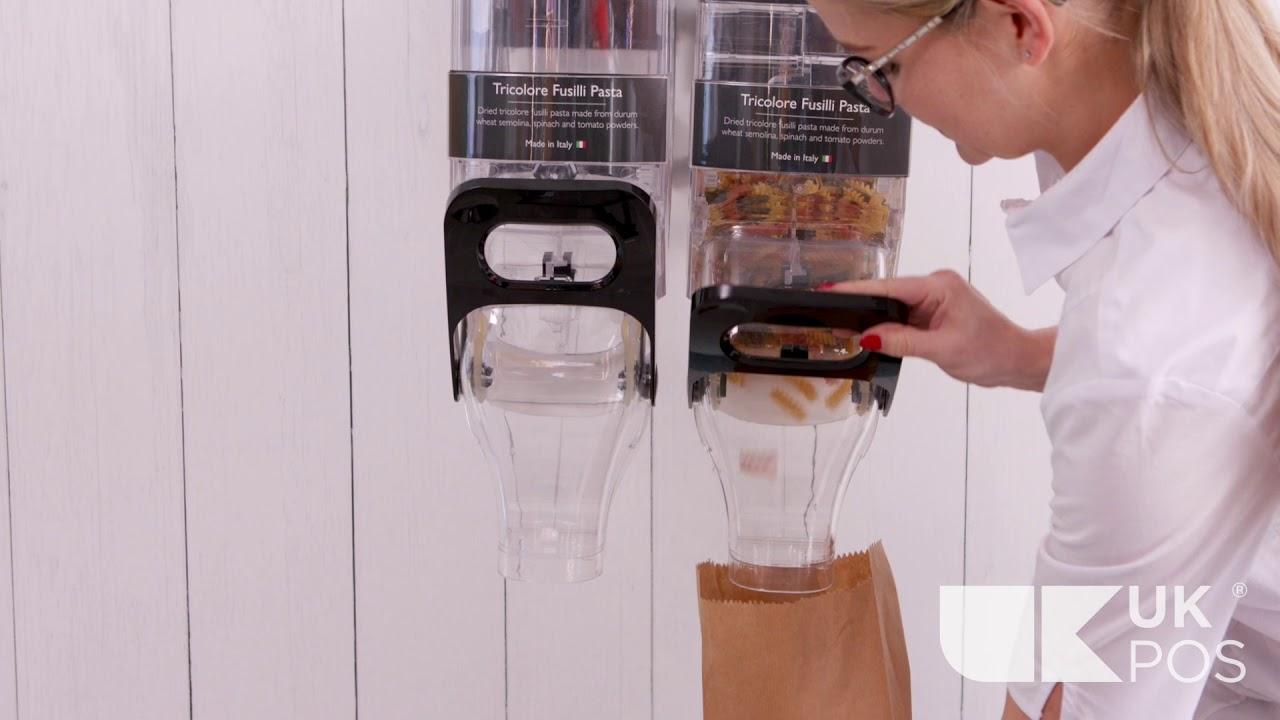 Triple 2 L Dry Food Dispenser Server 86660