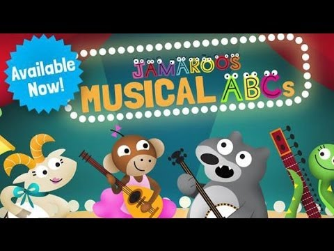 ABC App Jamaroos Musical ABCs iPhone App Review and Video Demo