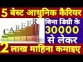 5 Modern Small Business Ideas | Income 30000-2 Lac Monthly| Profitable business ideas