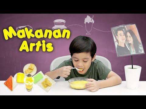"KATA BOCAH tentang Makanan Artis | #12 feat Adhiyat ""Ian"" Pengabdi Setan"