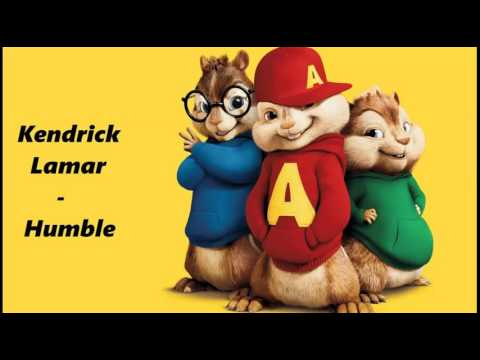 Humble - Kendrick Lamar - Chipmunk Version