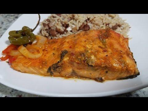EASY Juicy Salmon Recipe  Island Vibe Cooking