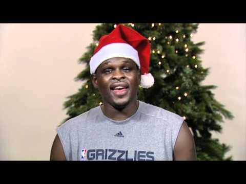 Grizzlies Christmas song