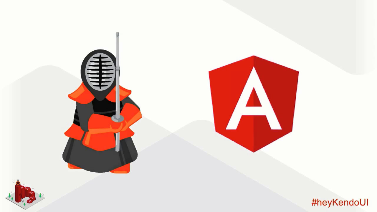 Kendo UI For Angular Release Webinar And Winners