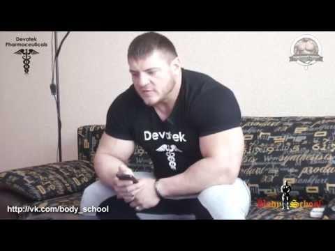 """Адам Абакаров ответы для спортивного журнала """"Fitness & Bodybuilding"""""""