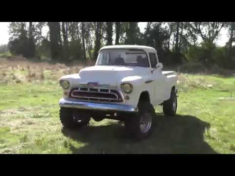 1957 Chevy 4x4 Buddy Finished Youtube
