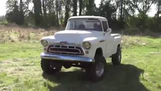 1957 Chevy 4X4 (Buddy Finished)