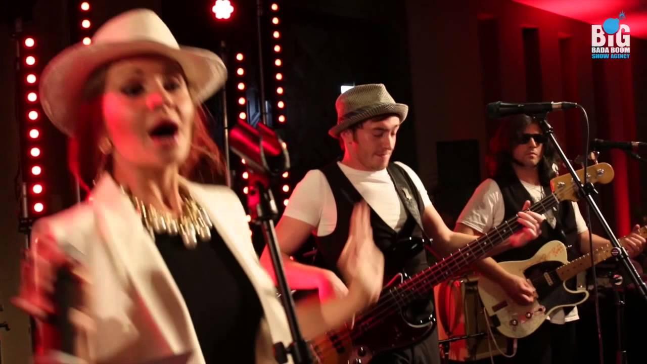 Big Bada Boom Band Judische Hochzeit In Frankfurt Youtube