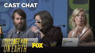 THE LAST MAN ON EARTH | Comic-Con 2015 Panel (Part 1) | FOX BROADCASTING